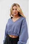 iets frans… Embroidered Hoodie Sweatshirt